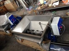 4 pumps for the price of 2!!! Screw pump transfer pump peristaltically