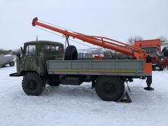 Amour BKM-2,5 on the basis of GAZ-66