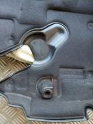 Decorative motor cover for Mercedes Vito-Sprinter OM 651