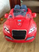 Детский электромобиль AUDI R8 ( новый акум 12v-7ah)