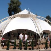 Equipment rental for events