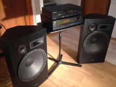 F/S Optimus and Pioneer Complete Stereo System.. $140