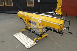 Folding manual cost. Bending machine Sorex ZGR-2660 (Poland)