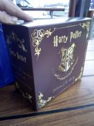 "Gift set ""Harry Potter"". 8 books. Publishing house Rosmen.Russian"