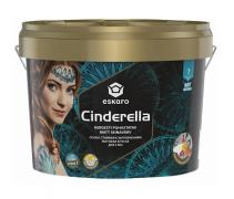 Interior paint for walls Eskaro Cinderella (2.7 litre) Promotional