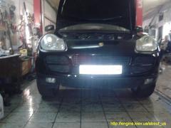 Кузовные запчасти Porsche Cayenne 955