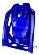 M19-570001, Baby sled, blue