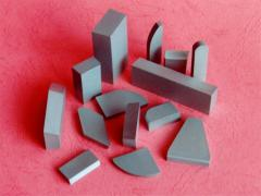 Пластини твердосплавні НПП Інтерсплав