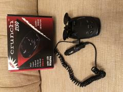 Radar detector ( radar detector) CRUNCH 2130, new