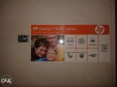 SOLD! Sell printer hp deskjet f4280
