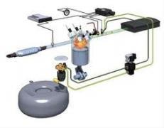 Vialle - жидкий впрыск газа, ГБО 5 поколения. Без редуктора