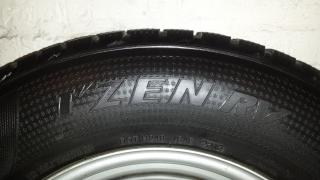 Winter tyres Winter tyres 255/65 R17 with rims
